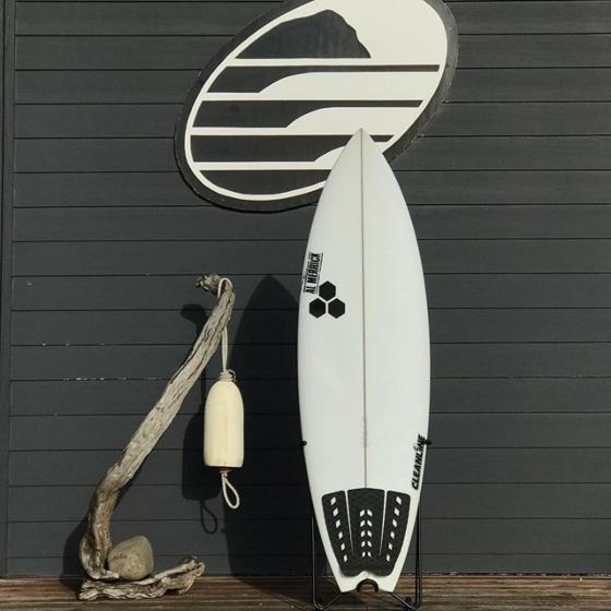 Channel Islands Rocket Wide 5'6 x 19 x 2 3/8 Used Surfboard