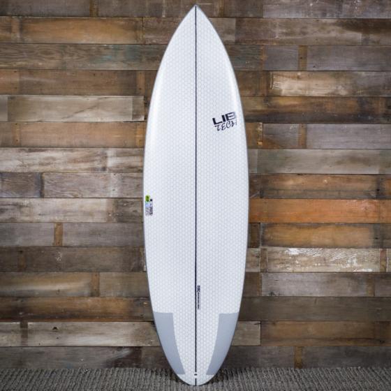 "Lib Tech 5'11"" Nude Bowl Surfboard - Deck"