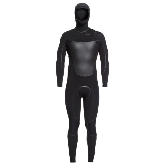 Quiksilver Syncro Plus 5/4/3 Hooded Chest Zip Wetsuit