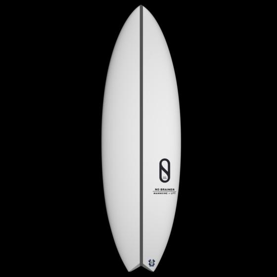 Firewire No Brainer LFT Surfboard - Deck