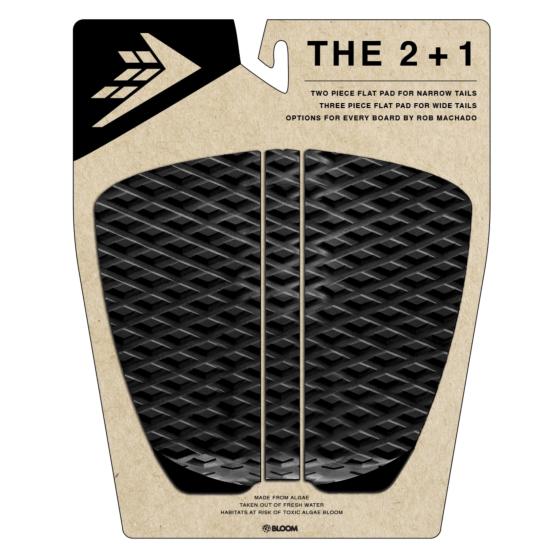 Firewire Rob Machado The 2 + 1 Traction - Black/Charcoal