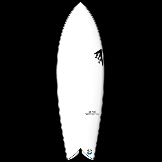 Firewire Surfboards Go Fish LFT Surfboard