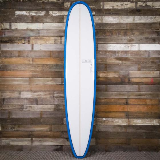 Modern The Boss 9'1 x 22 3/4 x 3 3/8 Surfboard - Blue Tint