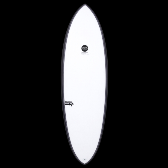 Haydenshapes Hypto Krypto FutureFlex Surfboard - Deck
