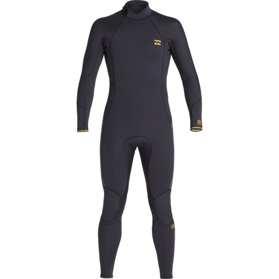 Billabong Furnace Absolute 3/2 Back Zip Wetsuit