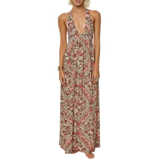O'Neill Women's Dolley Maxi Dress - Blush