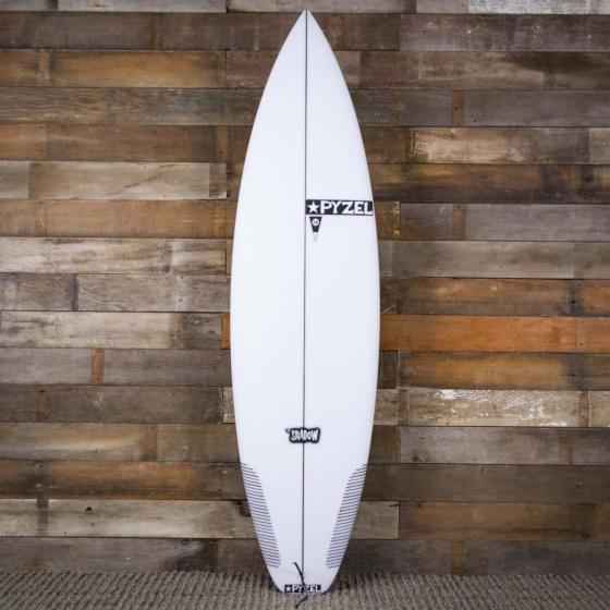 Pyzel Shadow 6'1 x 19 1/4 x 2 1/2 Surfboard - Deck