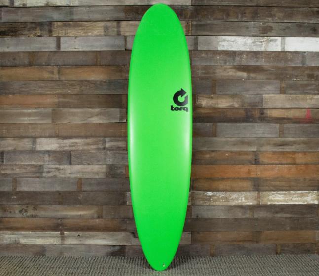 Torq Mod Fun Soft 7'6 x 21 7/8 x 3 1/8 Surfboard - Green