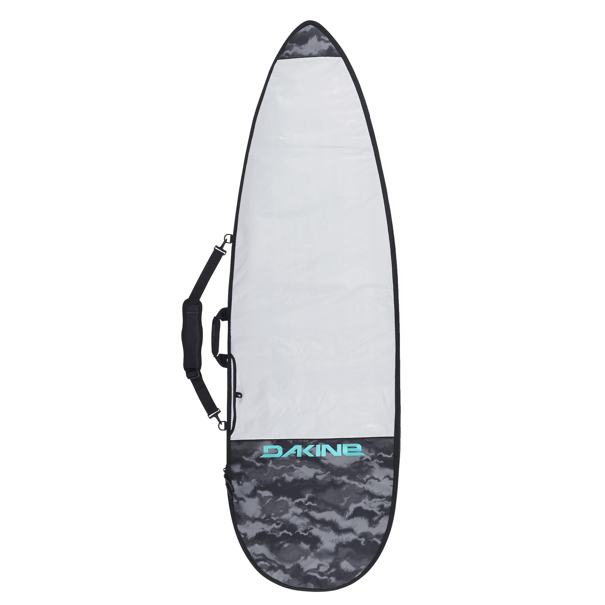 Dakine Shuttle Thruster Luggage Surfboard Bag White All Sizes