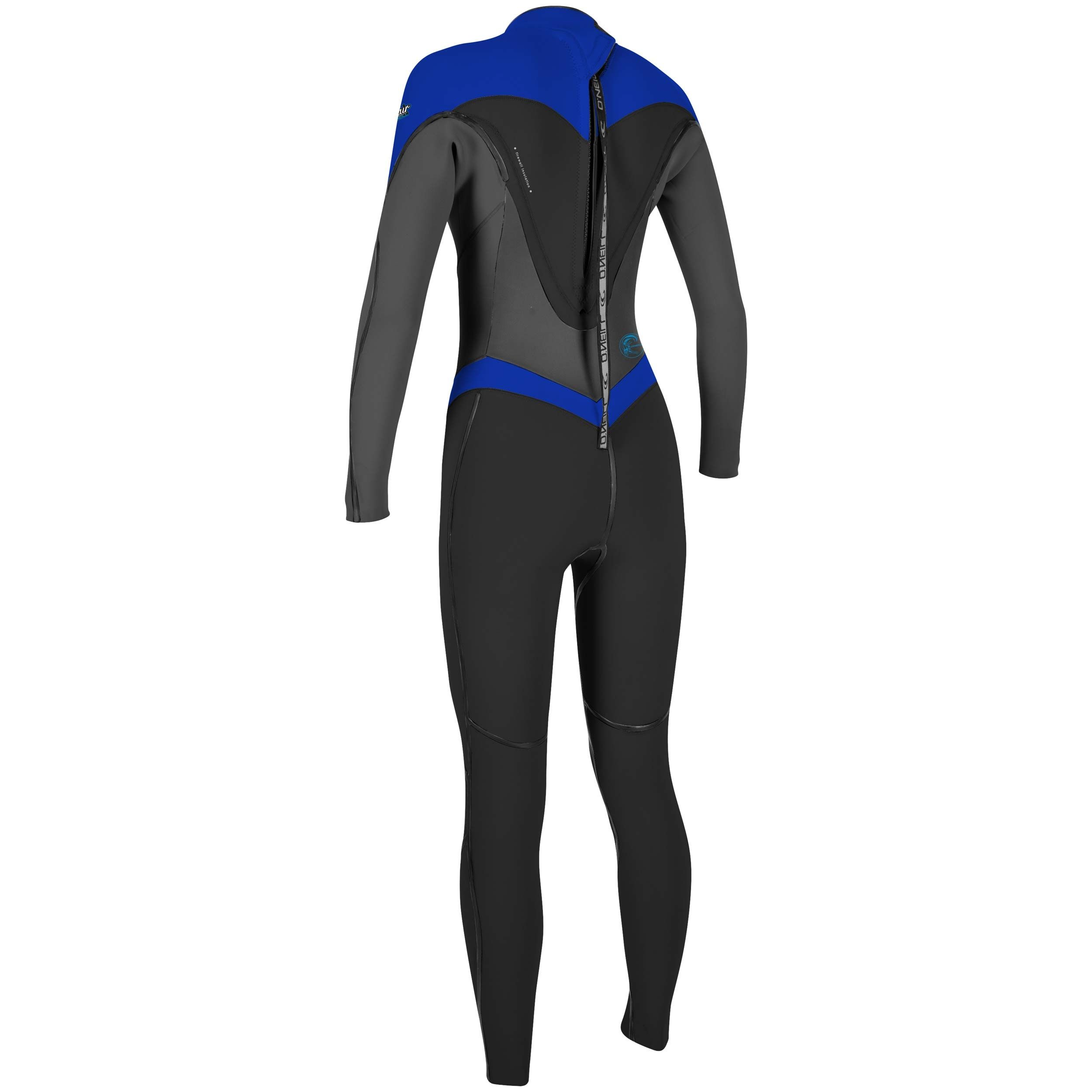 O Neill Women S Flair 4 3 Wetsuit Cleanline Surf