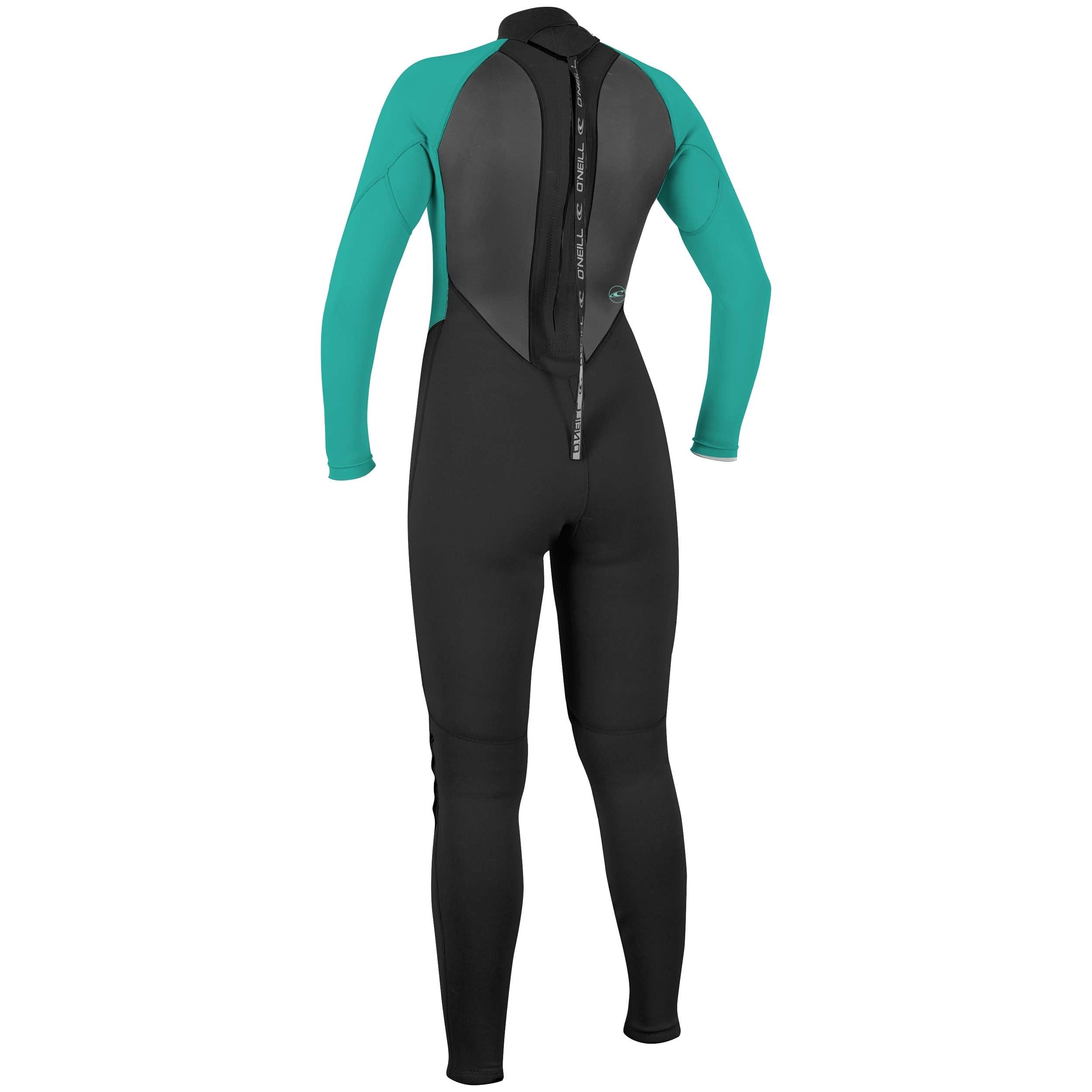 O/'Neill Full Suit Reactor Wet Suit Women/'s Black