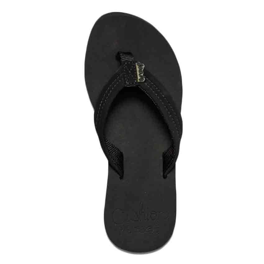Cushion Breeze Sandals - Black