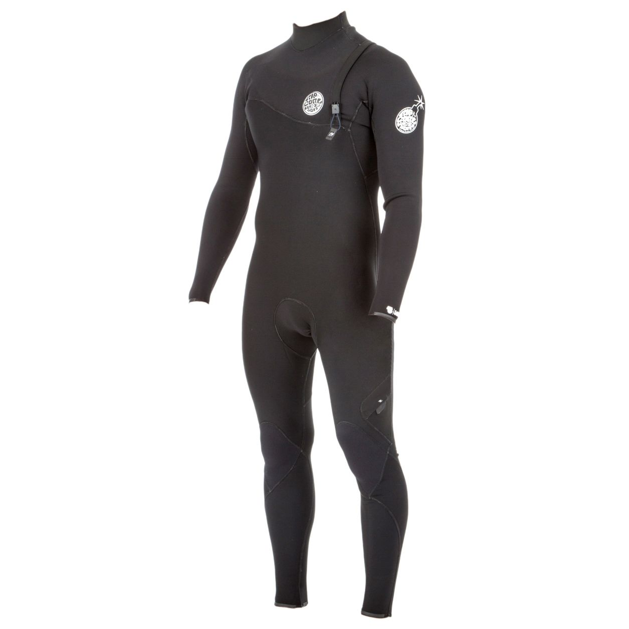 Rip Curl E Bomb 4 3 Zip Free Wetsuit 2019 Cleanline Surf