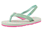 Volcom Youth Little Girls Vicky Sandals - Seaglass - Side