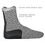 Vissla Seven Seas 5mm Round Toe Boots - Brain Fuzz Lining