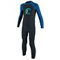 O'Neill Toddler Reactor II 2mm Wetsuit - Slate/Black/Ocean