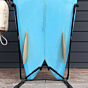 Bauer Fish 5'8 x 21 1/2  x 2 9/16 Used Surfboard - Fins