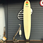 Kimo Green 10'0 x 23 x 3 1/4 Used Surfboard - Deck