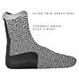 Vissla Seven Seas 7mm Round Toe Boots - Brain Fuzz Lining