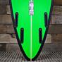 Pyzel Padillac 8'0 x 20 5/8 x 3 3/8 Surfboard - Fins