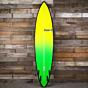 Pyzel Padillac 8'0 x 20 5/8 x 3 3/8 Surfboard - Bottom