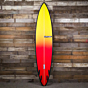 Pyzel Padillac 8'6 x 20 3/4 x 3 1/2 Surfboard - Bottom
