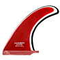 True Ames 8'' California Classic Fin - Red/White/Black