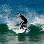 Modern Falcon Surfboard - Blue