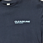Cleanline New Rock T-Shirt - Blue Fade Front Screen Print