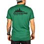 Cleanline Treeline Seaside T-Shirt - Evergreen