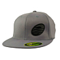 Cleanline Embroidered Rock Hat - Grey