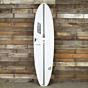 Torq Chancho 7'6 x 22 x 2 7/8 Surfboard - White