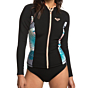 Roxy Women's Pop Surf 1mm Front Zip Jacket - Black