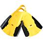 Hydro Tech Swim Fins - Black/Yellow