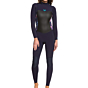 Roxy Women's Syncro 3/2 Back Zip Wetsuit - Blue Ribbon