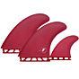 Futures Fins T1 Honeycomb Twin Fin Set with Trailer Fin