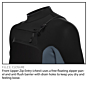 O'Neill HyperFreak 2mm Short Sleeve Chest Zip Wetsuit