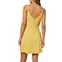 O'Neill Women's Ivara Dress - Gold - back