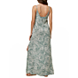 O'Neill Women's Jupiter Dress - Washed Spruce - back