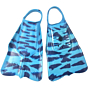 DaFiN Zak Noyle Swim Fins - Light Blue/Navy
