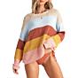 Billabong Women's Lost Paradise Sweater - Multi - main