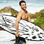 Softech Mason Twin 5'10 Soft Surfboard - Gunmetal Black