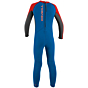 O'Neill Toddler Reactor II 2mm Wetsuit - Ocean/Graphite/Red