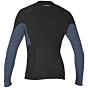 O'Neill Wetsuits Women's Bahia 2mm Chest Zip Jacket - Black/Mist
