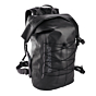Patagonia Stormfront Roll Top 45L Backpack - Black