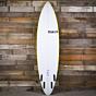 Pyzel Padillac 7'2 x 20 x 2 7/8 Surfboard - Bottom