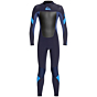 Quiksilver Youth Syncro 5/4/3 Back Zip Wetsuit