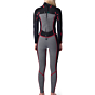 Rip Curl Women's Dawn Patrol 3/2 Back Zip Wetsuit - Internal Lining