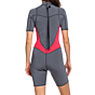 Roxy Women's Syncro 2mm Short Sleeve Spring Wetsuit