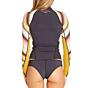 Billabong Women's Peeky 1mm Front Zip Jacket - Serape